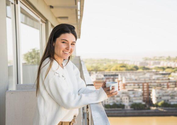 Osłona barierki balkonowej – gwarancja Twojej prywatności