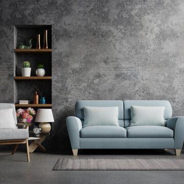 Welurowe fotele uszaki – jak wyglądają i do jakiego stylu pasują?